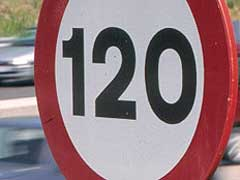 Casi 36.000 denuncias por exceso de velocidad