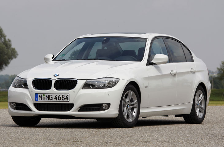 BMW 320d Efficient