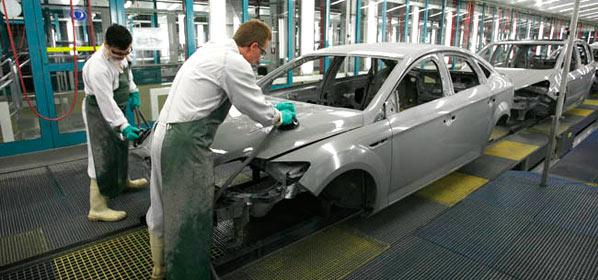 Ford Almussafes: se negocia el ERE