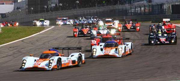 Aston Martin vence en Nürburgring sin oposición