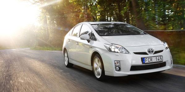 Toyota Prius, el coche más vendido en Japón
