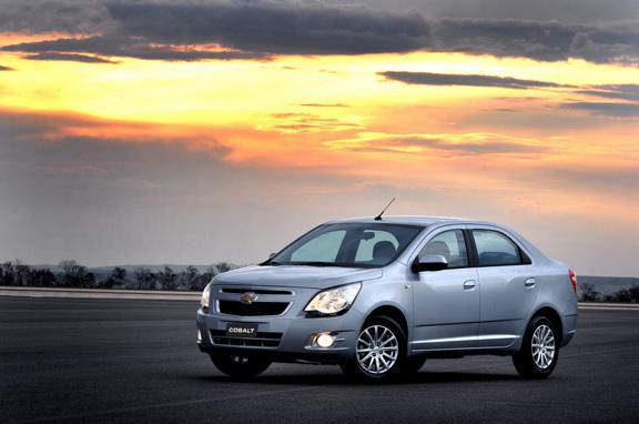 Luz verde al Chevrolet Cobalt europeo