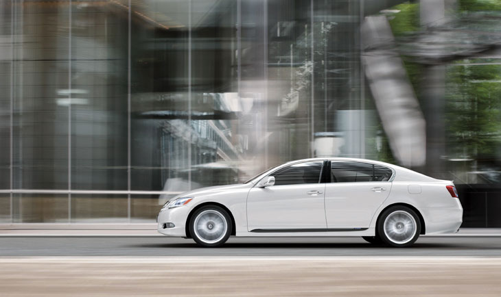 Nuevo Lexus GS 450h