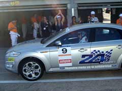 Autopista gana las 24 Horas Ford 2007