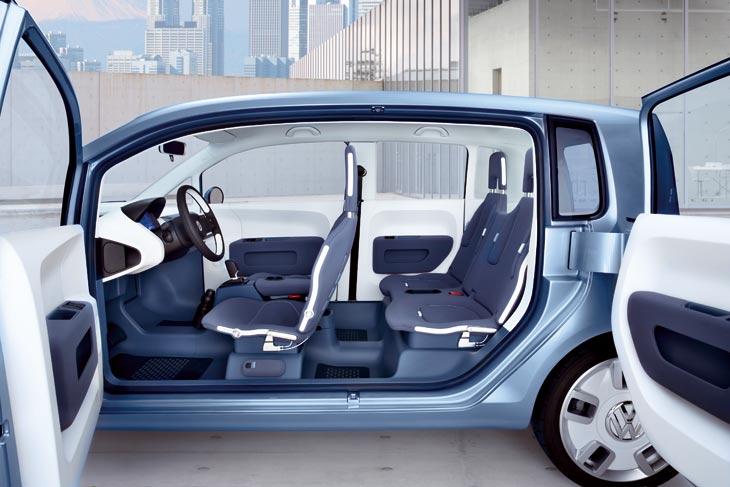 Volkswagen space up!: crece la familia up!