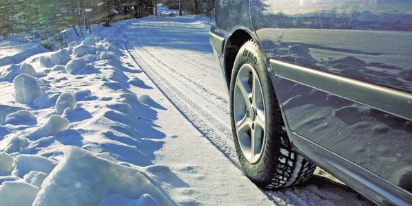 Paso al neumático de invierno