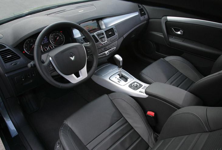 Renault Laguna Coupé: detalles