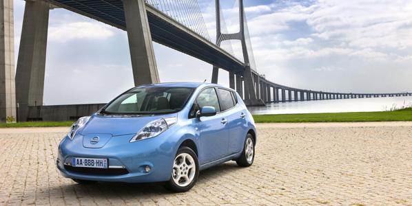 El Nissan Leaf, al detalle
