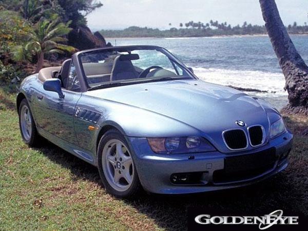 Los 10 mejores coches James Bond