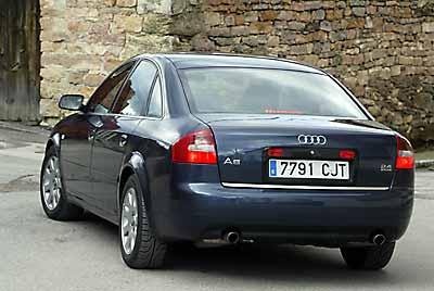 Audi A6 2.4 quattro
