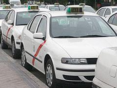 Los taxis, más caros en Madrid