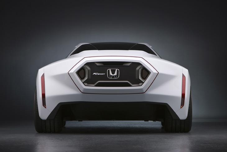 Honda FC Sport Study concept