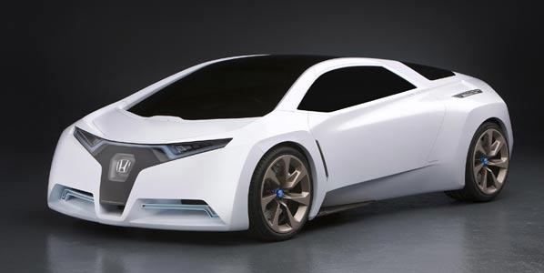 Honda FC Sport Study: la pila de combustible, más cerca