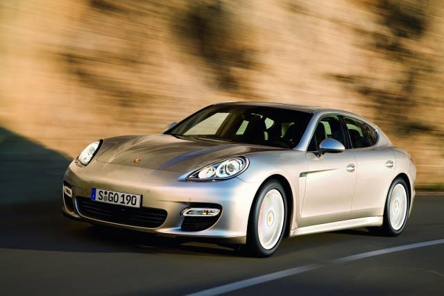 Porsche Panamera, lo último