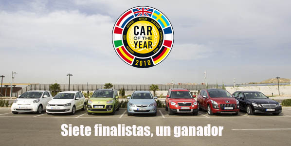 Sigue en directo la gala de Car Of The Year 2010