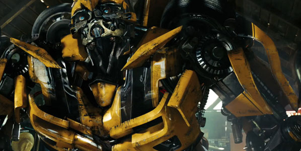 Gana un DVD de Transformers 3