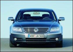 El VW Phaeton ya está disponible