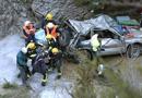 Los conductores, culpables de los accidentes