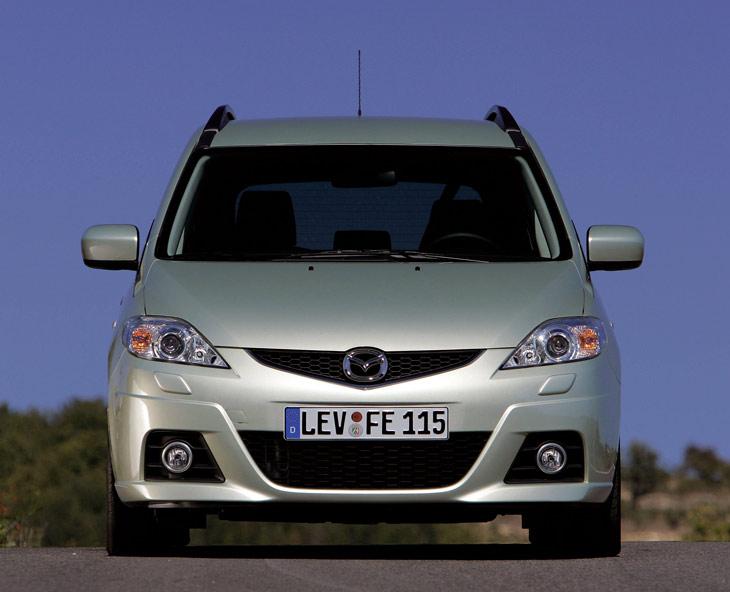 Mazda5: primeras impresiones
