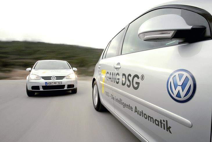 Cambio DSG 7 velocidades del Golf