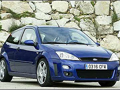 Ford Focus 2.0 Turbo RS