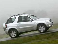 Toyota RAV-4 2.0 Sol 3p