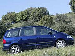 Volkswagen Sharan 1.9 TDI 130 CV