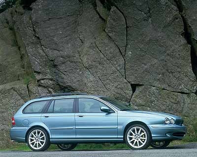 Jaguar X-Type Wagon