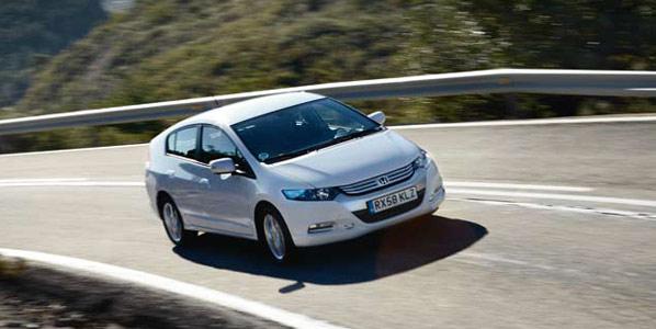 Honda Insight, el híbrido más barato, desde 19.800 euros