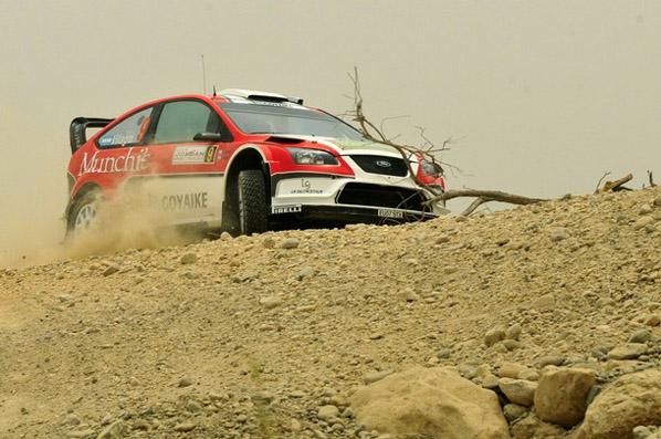 Más coches en el WRC