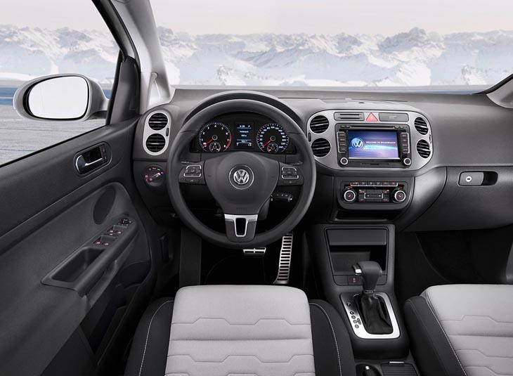 Volkswagen CrossGolf.