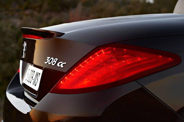 Nuevo Peugeot 308 CC