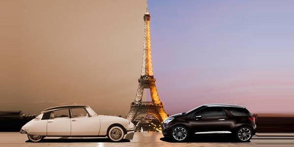 Citroën DS, el coche más bonito de todos los tiempos