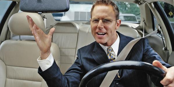 Los optimistas sufren menos accidentes de tráfico