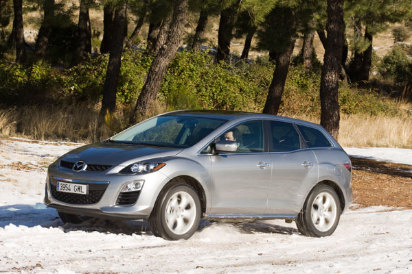 Mazda CX-7 vs Mitsubishi Outlander