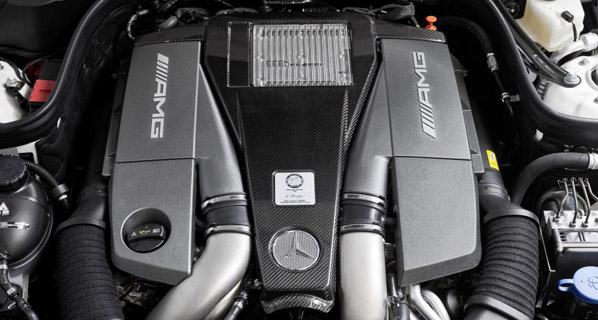 Mercedes E63 AMG, con 557 CV