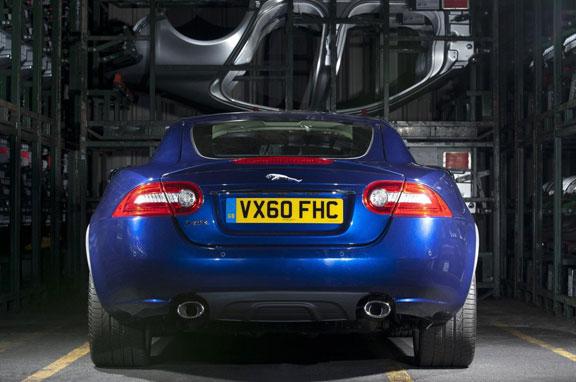 Jaguar XK 2012