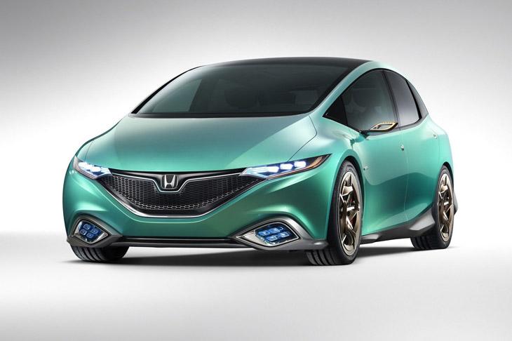 Prototipos Honda
