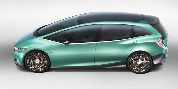 Honda Concept C y Concept S