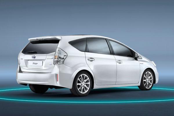 Toyota Prius Plus, desde 27.200 euros