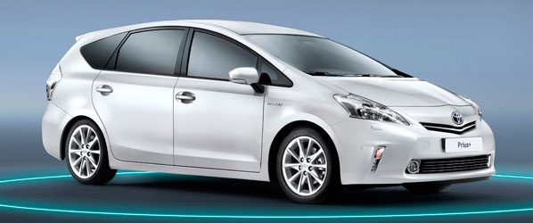 Toyota Prius+, desde 27.200 euros