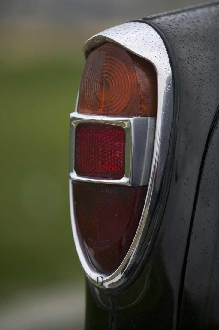 Rover 3 Litre Mk II