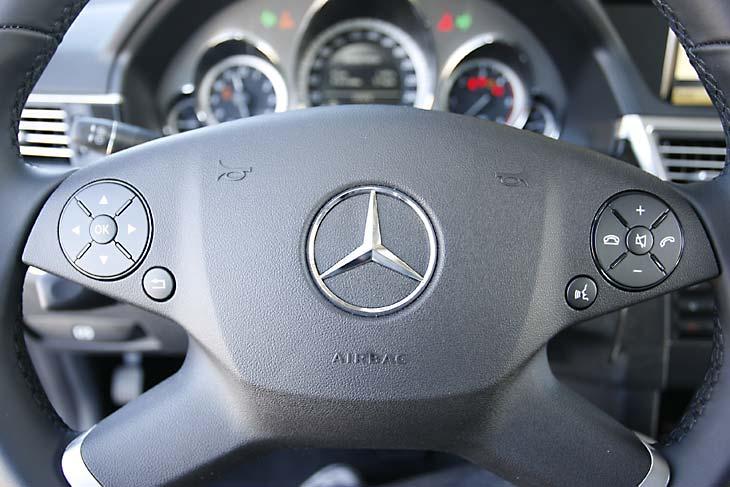 Mercedes E 220 CDI BlueEFFICIENCY Avantgarde, al detalle