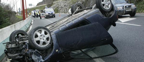 18 fallecidos en accidentes de tráfico durante el fin de semana