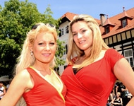 Las chicas del Worthersee tour 2009
