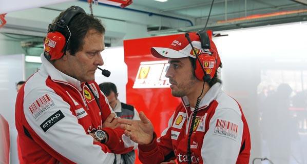 F1: Aldo Costa, despedido de Ferrari