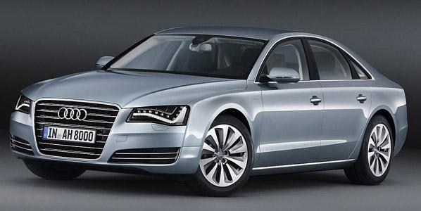 Audi A8 Hybrid, ya en los concesionarios