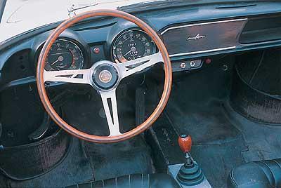 Alpine A 108 Cabriolet
