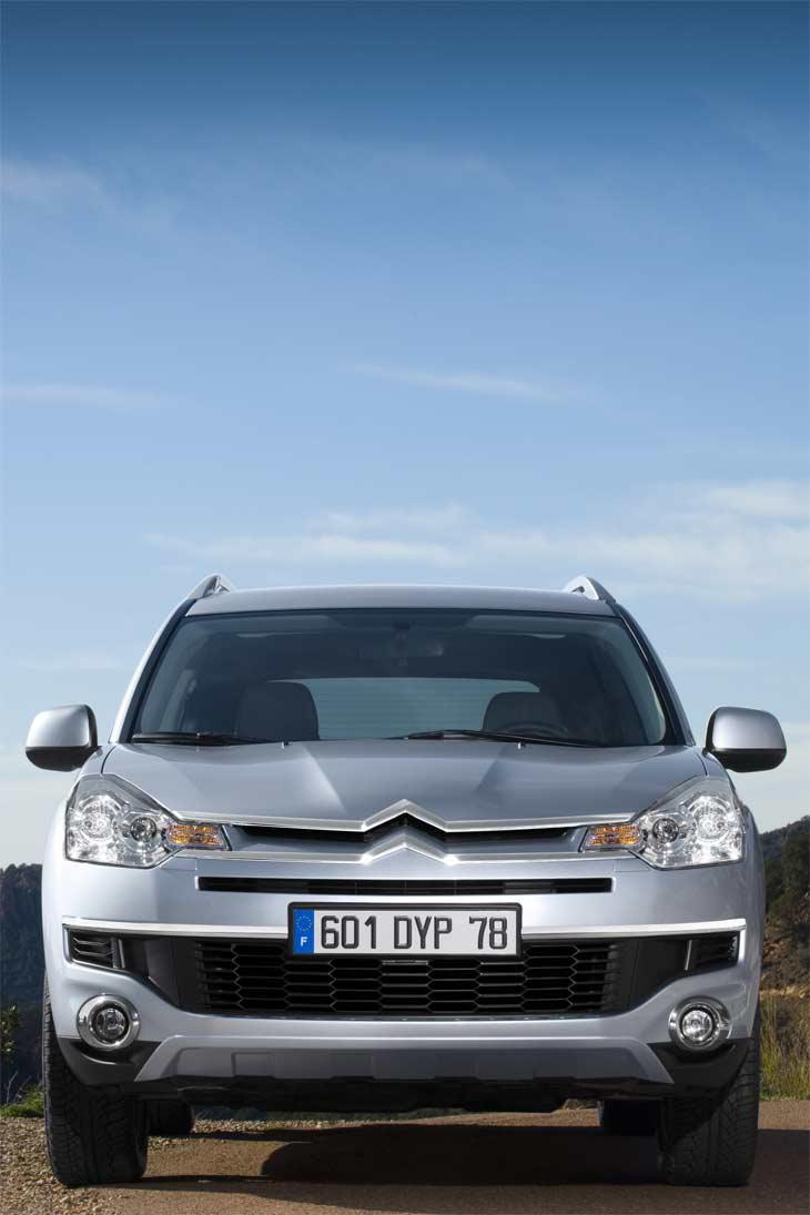 Peugeot 4007 y Citroën C-Crosser