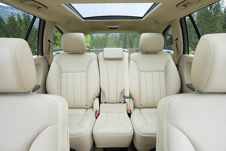 Los SUV de Mercedes 07